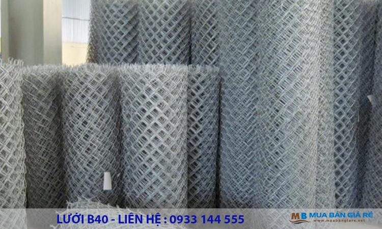 Sản xuất lưới b40